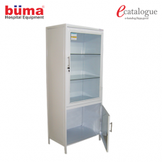 Instrument Cabinet Double Door