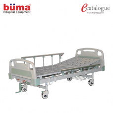1 Crank Manual Hospital Bed