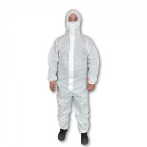 ISOMECX Isolation Coverall - Size L