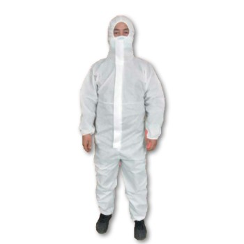 ISOMECX Isolation Coverall - Size XL