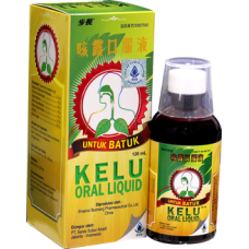 Buchang Kelu Oral Liquid 120ml