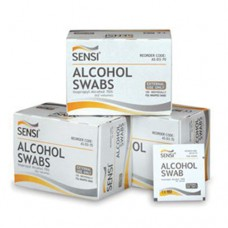 Alcohol Swabs Sensi