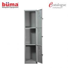 Locker Cabinet - Locker 3 Doors